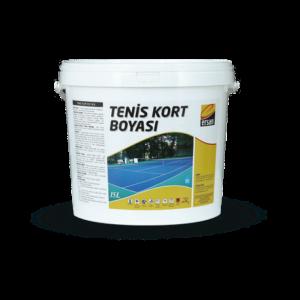 Tenis kort boyası